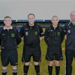 Cayzer Shield Match Officials