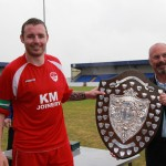 Cllr Reggie Jones Awarding Cayzer Shield To Peacock 09