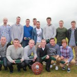 Division Three Champions FC Village