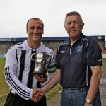 Ian Speed Awards Premier Division Title To Kelsall