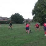 Hoole Rangers V Crossway 2