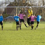 Goalmouth Action Cross Foxes v Saughall Thursday