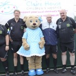Match Officials with Claire Bear