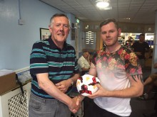 Chester FA Fair Play Winners 2015 Clubbies