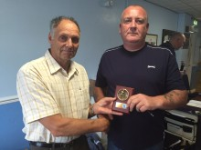 Premier Division Admin Award 2015 Birkenhead Town